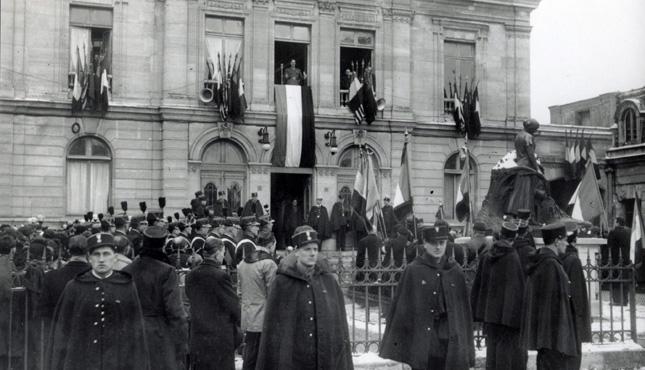 27 janvier 1945 les robinsonnais rencontrent le g n ral - Piscine du plessis robinson ...