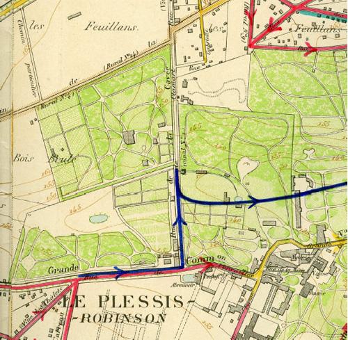 1881 maison de campagne vendre ville de plessis robinson - Piscine du plessis robinson ...