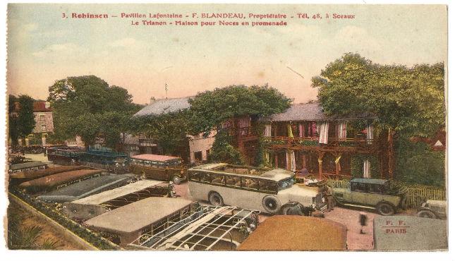 Le pavillon lafontaine ville de plessis robinson - Piscine du hameau plessis robinson ...