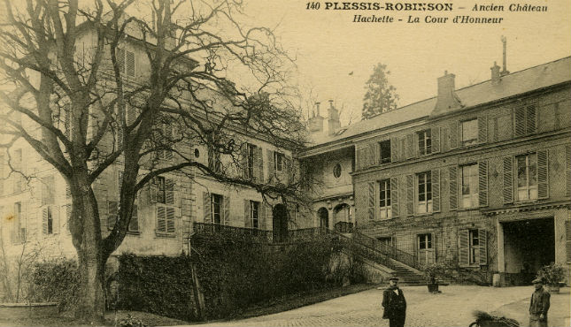 Archives municipales ville de plessis robinson - Piscine du hameau plessis robinson ...