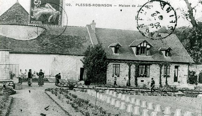 La chasse aux animaux nuisibles vers 1910 ville de - Piscine du plessis robinson ...