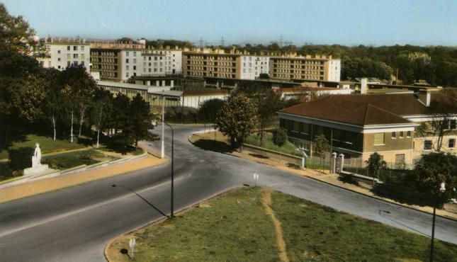 1932 le dispensaire municipal ville de plessis robinson - Piscine du hameau plessis robinson ...