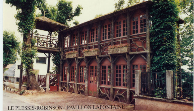 Pavillon lafontaine ville de plessis robinson - Piscine du hameau plessis robinson ...
